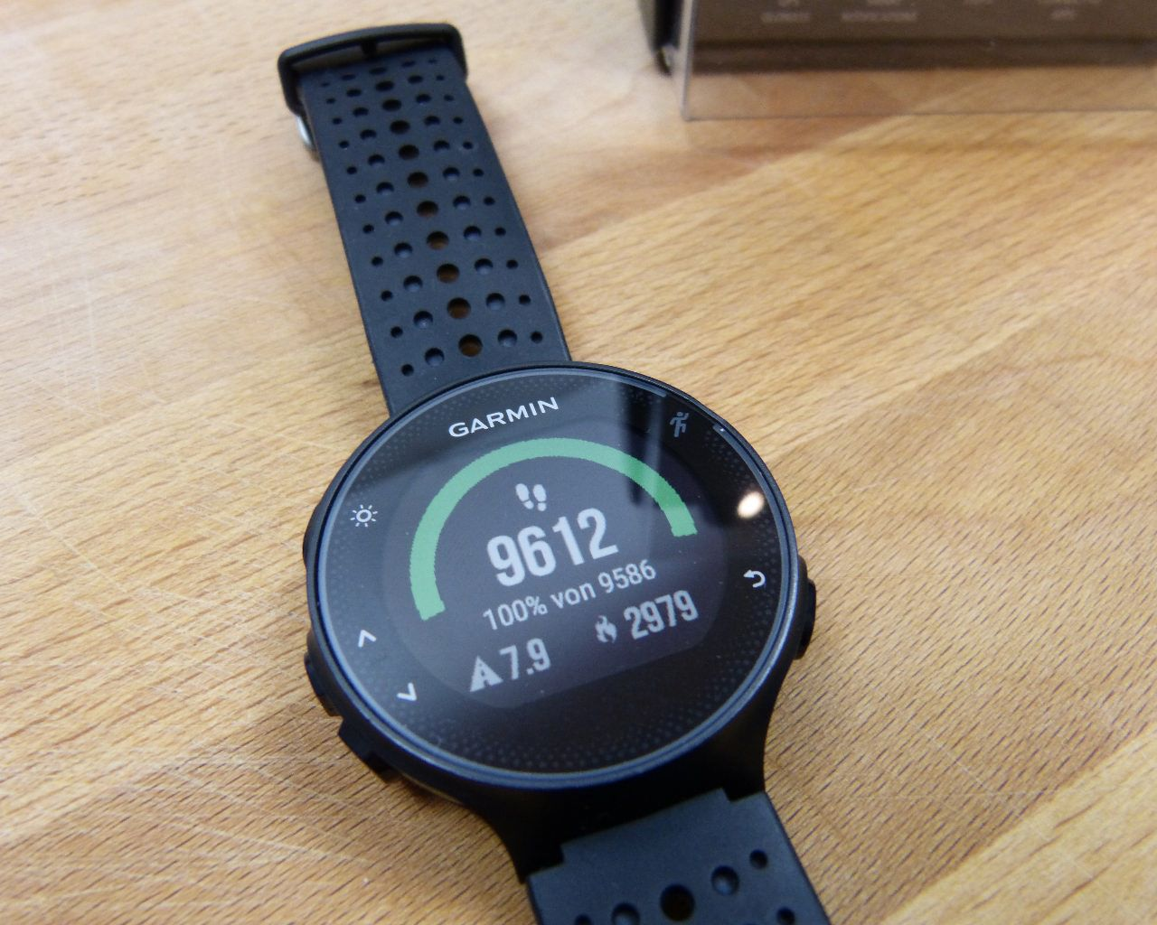 garmin forerunner 235 im test die allround fitness uhr. Black Bedroom Furniture Sets. Home Design Ideas
