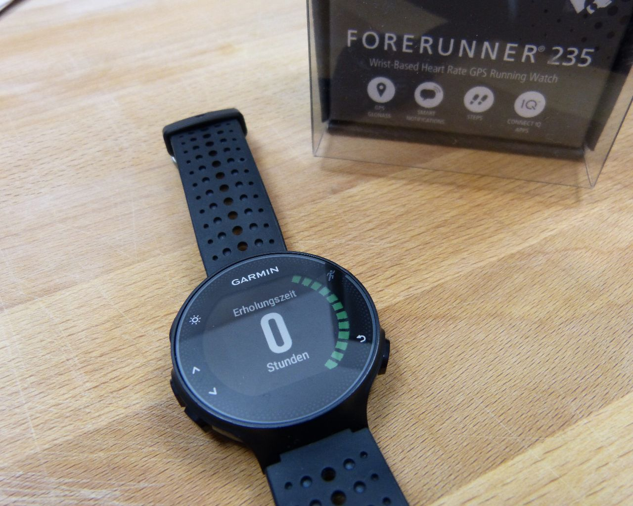 garmin forerunner 235 im test testbericht030 fitness. Black Bedroom Furniture Sets. Home Design Ideas