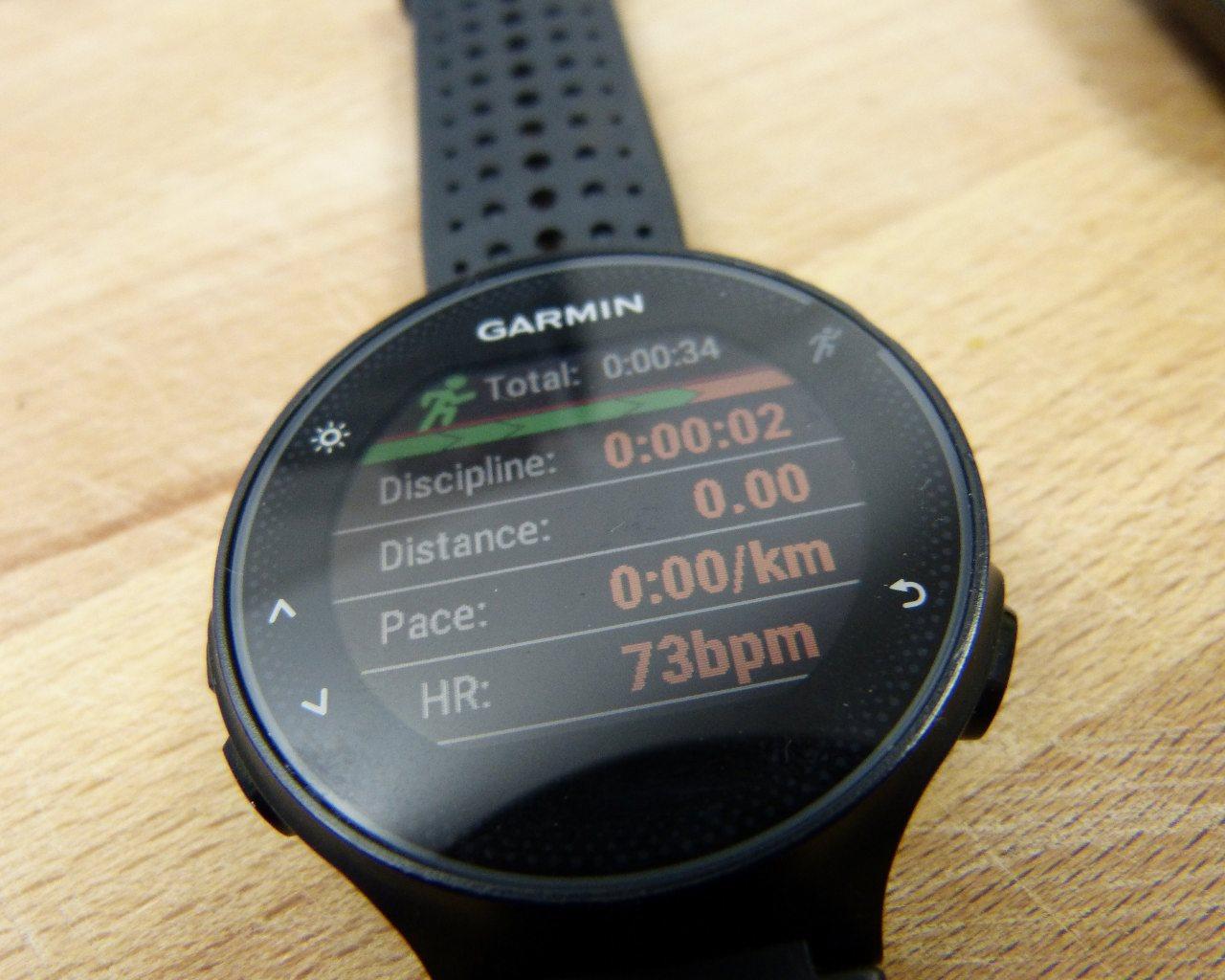 Triathlon mit der Garmin Forerunner 235? - fitness-factory.net