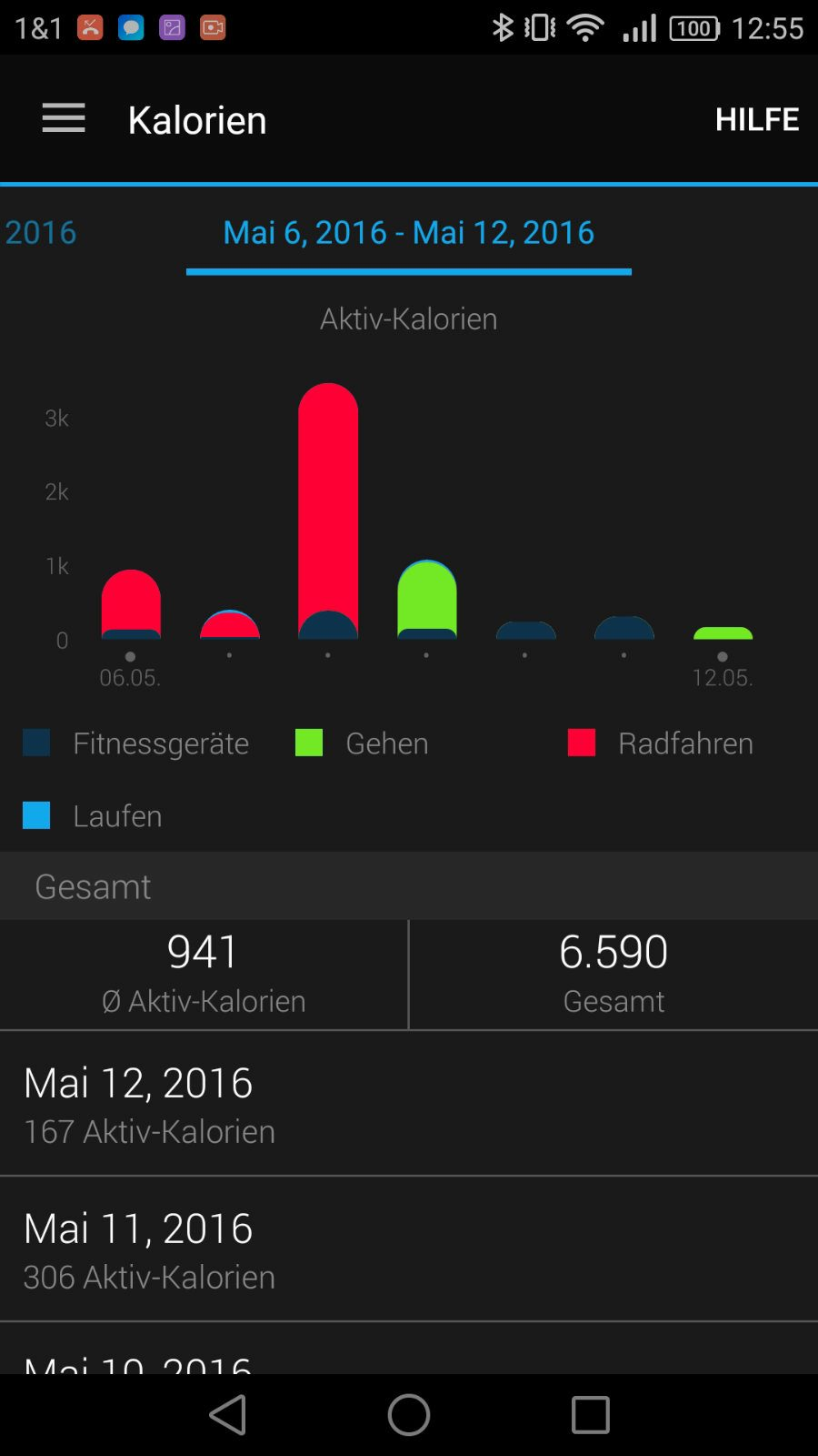 garmin vivoactive hr im test die gps smartwatch mit puls fitness. Black Bedroom Furniture Sets. Home Design Ideas