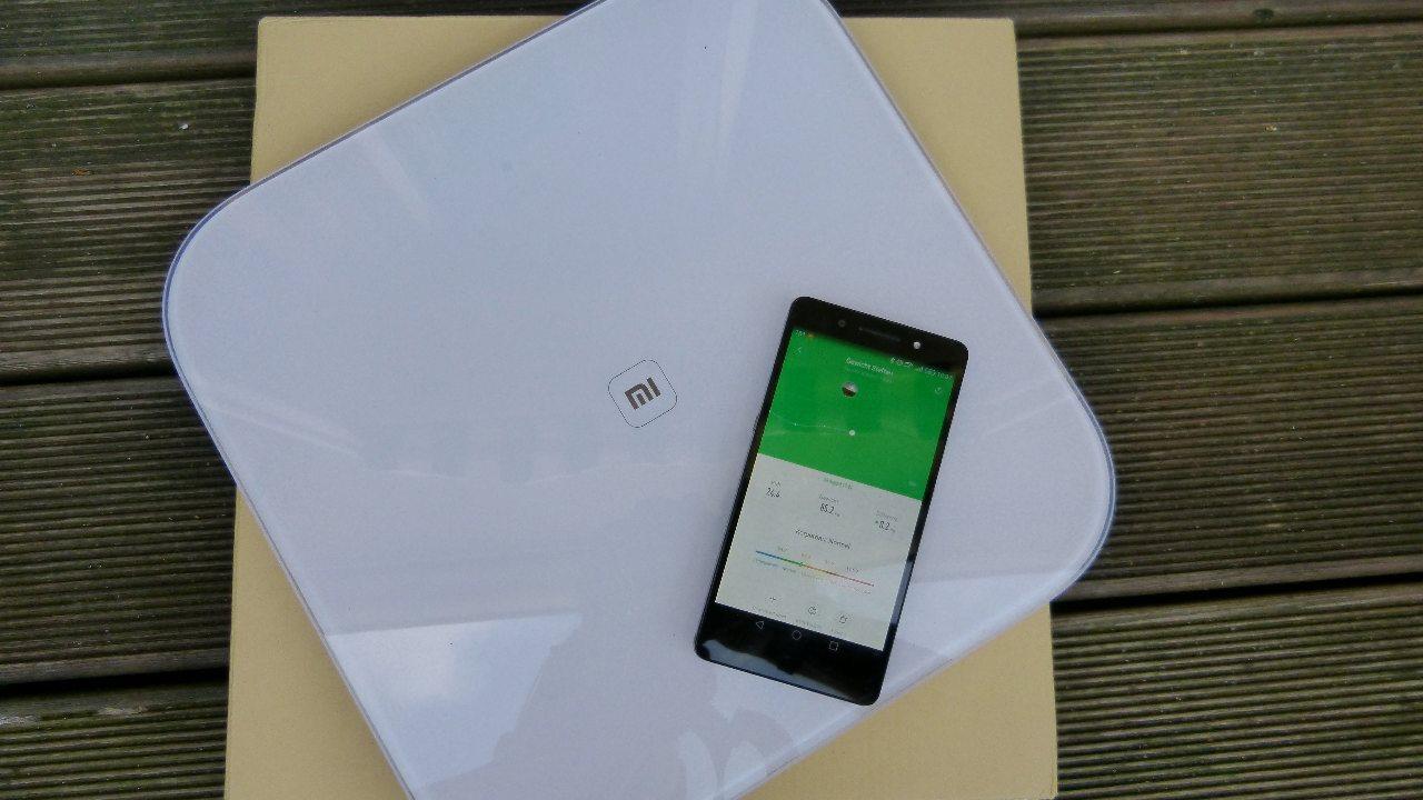 Xiaomi Mi Smart Scale im Test