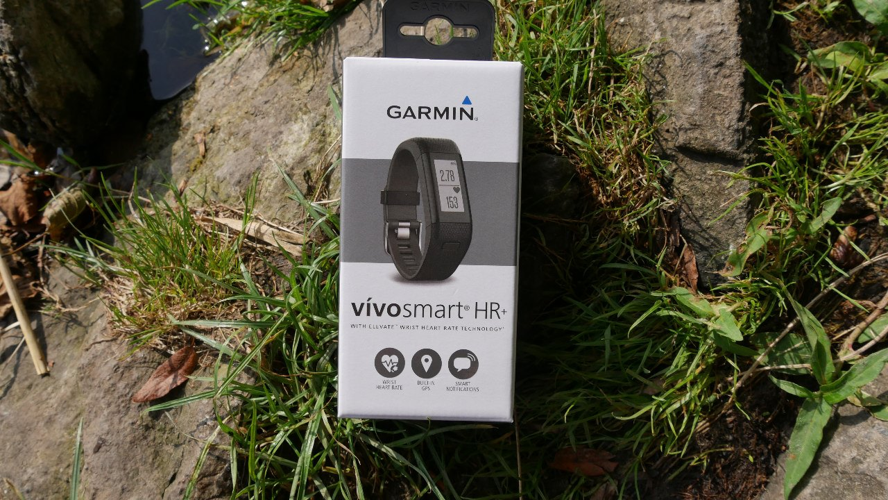 unboxing garmin vivosmart hr fitness. Black Bedroom Furniture Sets. Home Design Ideas