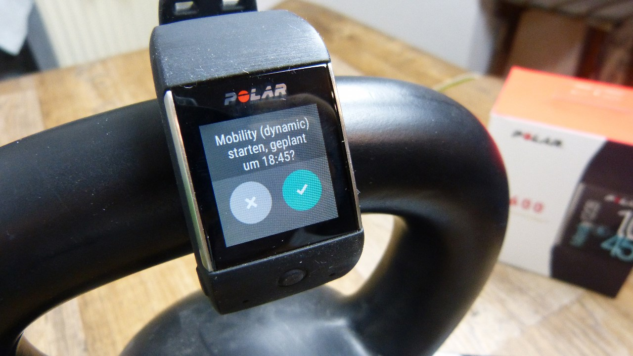 polar m600 im test review testbericht 114 fitness. Black Bedroom Furniture Sets. Home Design Ideas