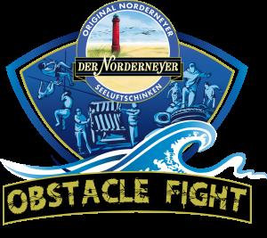 Logo des Norderneyer Obstacle Fight