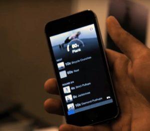 Wird so die neue Freeletics App aussehen!? | Bild: Freeletics - YouTube
