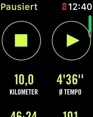 Sport Apps Test