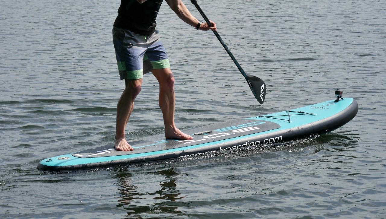 stand up paddling dein erstes sup board kaufen fitness. Black Bedroom Furniture Sets. Home Design Ideas