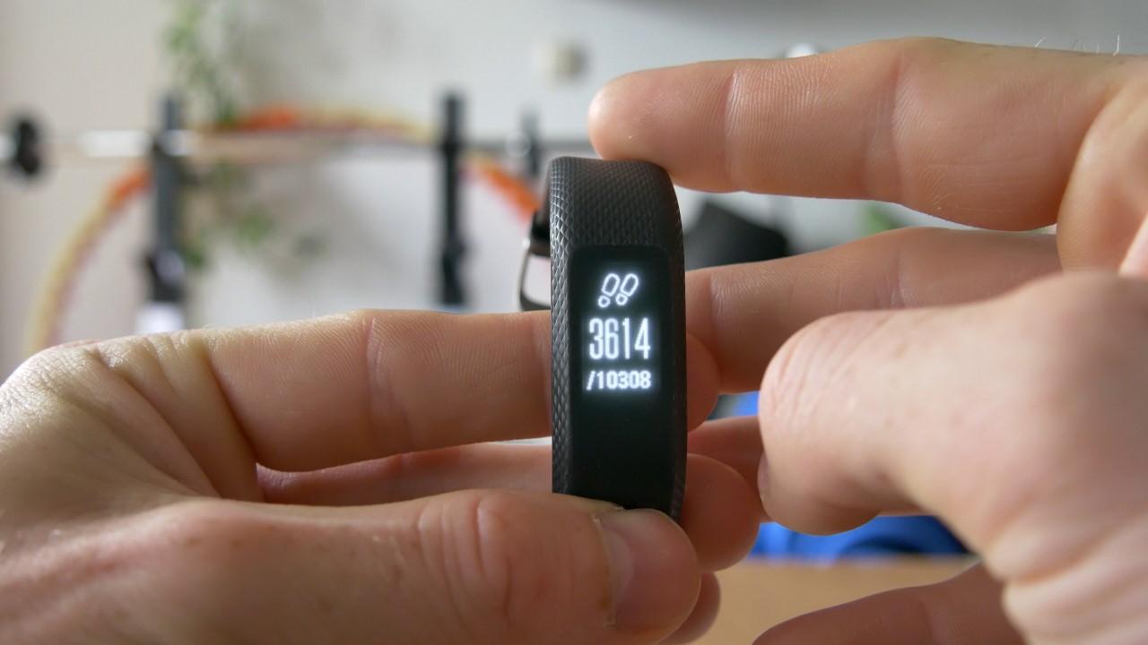 garmin vivosmart 3 testbericht test 014 fitness. Black Bedroom Furniture Sets. Home Design Ideas